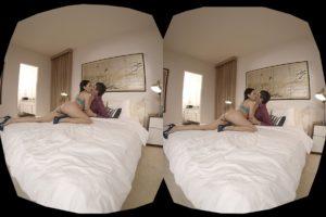 VR Porn World – Butt its My Birthday – Vicki Chase – Steve Holmes – Kissing – Seduction – Flirting