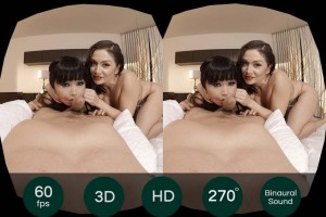 VR Porn World – Mistress Lea and her Japanese Pet Slut – Lea Lexis – Marica Hase – Mick Blue – Feature – Slave